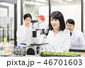研究室 女性 研究の写真 46701603