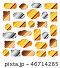 ベクタ ベクター ベクトルのイラスト 46714265