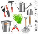 ガーデン 器具 道具のイラスト 46714927