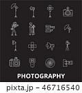 写真撮影 撮影 アイコンのイラスト 46716540