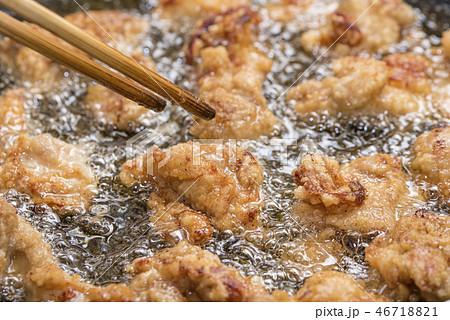 【鶏の唐揚】 46718821