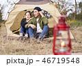 屋外 室外 キャンプ 46719548