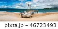 浜辺 景色 風景の写真 46723493