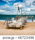 浜辺 景色 風景の写真 46723496