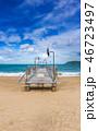 浜辺 景色 風景の写真 46723497