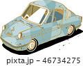 ブリキの車 46734275
