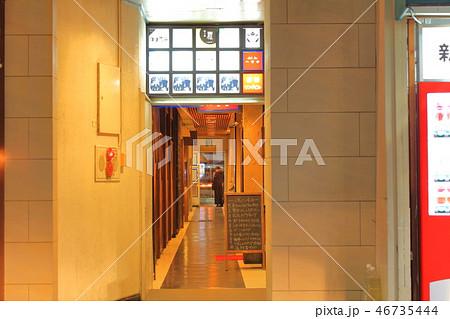 中洲の風景・路地 福岡県福岡市博多区、歓楽街中洲 46735444