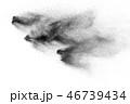 テクスチャ テクスチャー 黒色の写真 46739434