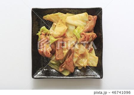 もつ焼き (ホルモン炒め) 46741096