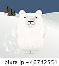 くま クマ 熊のイラスト 46742551