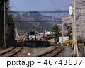 秩父鉄道 春の武州日野駅③ 46743637
