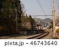 秩父鉄道 春の武州日野駅⑥ 46743640
