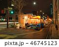 屋台 中洲 歓楽街の写真 46745123