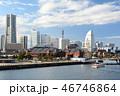 横浜 みなとみらい 赤レンガ倉庫の写真 46746864