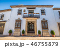 Typical houses in Ronda Spain 46755879