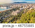 City of Malaga in Spain 46755885