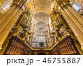 Inside Malaga Cathedral 46755887