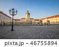 View of Charlottenburg Palace Berlin 46755894