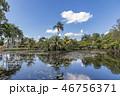 緑 湖 カリブ海の写真 46756371