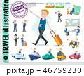flat type school boy White_travel 46759230
