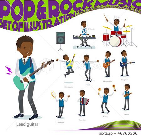 flat type school boy black_pop music 46760506
