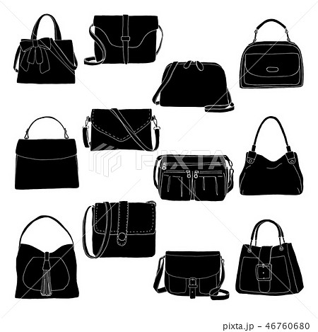 Set of different bags, men, women and unisex 46760680