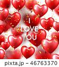 愛 LOVE ラブのイラスト 46763370