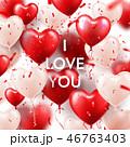 愛 LOVE ラブのイラスト 46763403