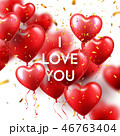 愛 LOVE ラブのイラスト 46763404