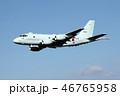 飛行中のP-1哨戒機 46765958
