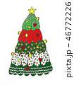 クリスマスツリー 46772226