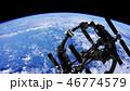 スペース 空間 宇宙のイラスト 46774579