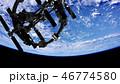 スペース 空間 宇宙のイラスト 46774580