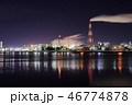 四日市 夜景 工場の写真 46774878