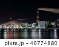 四日市 夜景 工場の写真 46774880