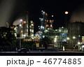 四日市 夜景 工場の写真 46774885