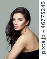 女 女の人 女性の写真 46775243