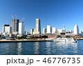 横浜 みなとみらい 赤レンガ倉庫の写真 46776735