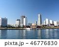 横浜 みなとみらい 赤レンガ倉庫の写真 46776830