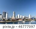 横浜 みなとみらい 赤レンガ倉庫の写真 46777097
