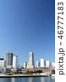 横浜 みなとみらい 赤レンガ倉庫の写真 46777183