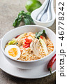 ご飯 麺 食の写真 46778242
