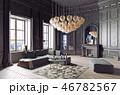 インテリア 空間 部屋のイラスト 46782567