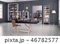 インテリア 空間 部屋のイラスト 46782577