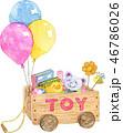 おもちゃ箱 46786026