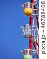 観覧車 ゴンドラ パレットタウンの写真 46788406