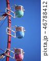 観覧車 ゴンドラ パレットタウンの写真 46788412