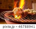 ホルモン ホルモン焼き 焼肉の写真 46788941
