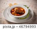 ビーフシチュー Home-made beef stew 46794993