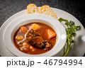 ビーフシチュー Home-made beef stew 46794994